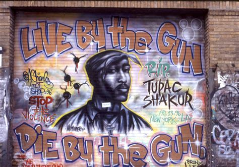 tupac wall mural new york city 1990 s photo archives by gregoire
