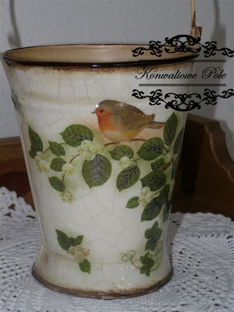 decoupage flower pots decoupage flower pot decoupage flower pots planters