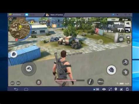 bluestacks mouse mapping how to play rules of survival on pc keyboard mouse mapping