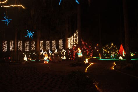 christmas lights in tallahassee visions of travel