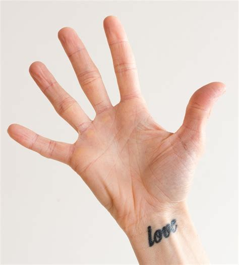 hand wrist tattoo faith meaning and design ideas