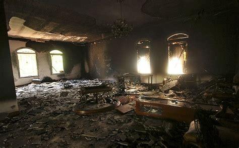 consolato libia us consulate attack in benghazi disrupted major