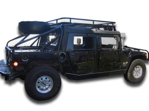 Soft Top Roof Rack by Hmmwv Soft Top Roof Rack System