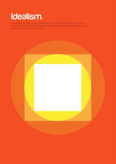 minimal philosophy posters  genis carreras
