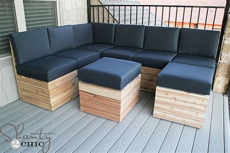 comfy versatile diy modular outdoor seating