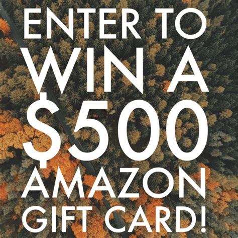 Cash For Amazon Gift Card - 500 amazon gift card or cash via paypal jenns blah blah blog tips trends for