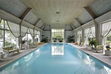 indoor porch furniture interior photos luxury homes 45 screened in covered and indoor pool designs