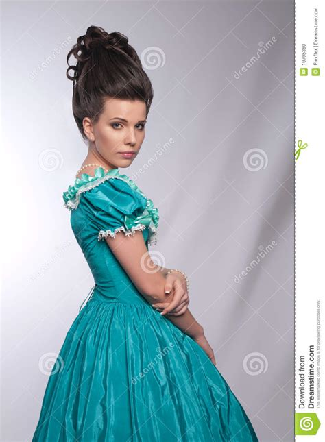 long haired boys in dresses old fashioned portrait of a long haired boy royalty free