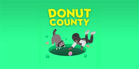 donut county nintendo switch  software games