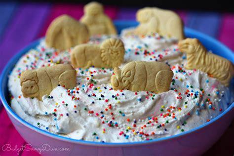 cake batter dip recipe budget savvy diva
