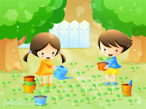 children s day wallpaper greetings kids fun drawing art