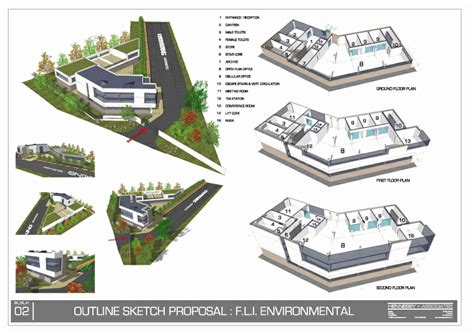 Open Concept House Plans Planning Applications Archives Hennessy Associates