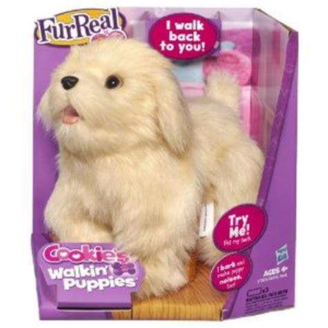 furreal friends golden retriever furreal friends cookie s walkin puppies golden retriever only 16 99