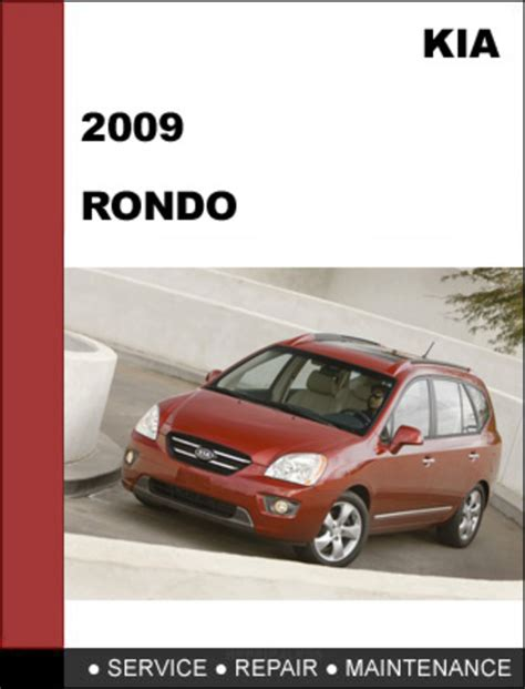 service and repair manuals 2009 kia rondo parental controls kia rondo 2009 oem service repair manual download