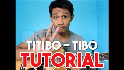 tutorial ukulele titibo tibo titibo tibo guitar tutorial lead parts only youtube