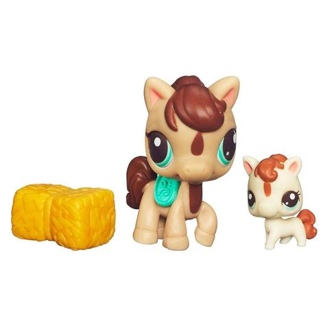 LITTLEST PET SHOP ? CUTEST PETS ? BABY STEPS WITH MOMMY
