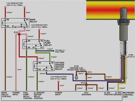 mazda   sensor wiring diagram car wiring diagram