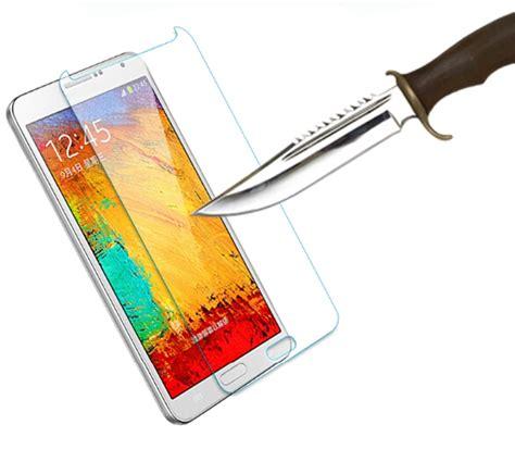 Tempered Glass Samsung Galaxy Note 3 Note3 N9000 Antigores Screenguard pellicola schermo vetro temperato per samsung galaxy note