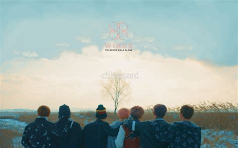 wallpaper bts laptop quot bts spring day quot by ctlessard redbubble