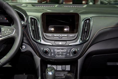 chevrolet equinox 2018 interior 2018 chevy equinox vs model interior dimensions