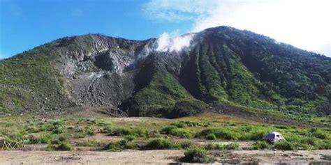 Rendang Solok mendaki gunung talang pesona tiga danau di bumi rendang