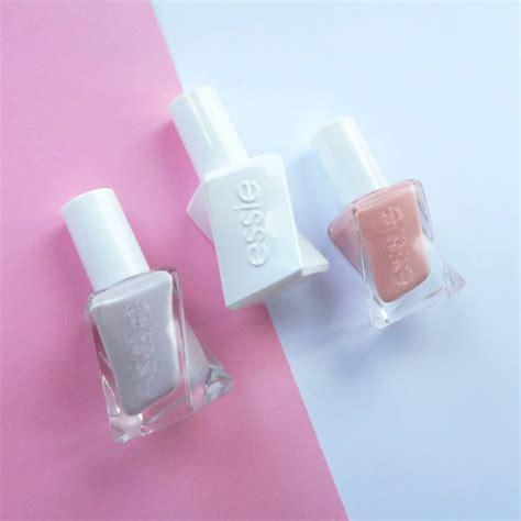 essie no light gel essie gel couture review plus essie s 1000th shade