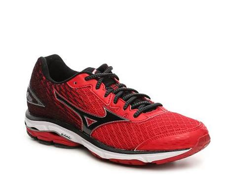boys athletic shoes clearance mizuno wave rider 19 lightweight running shoe mens dsw