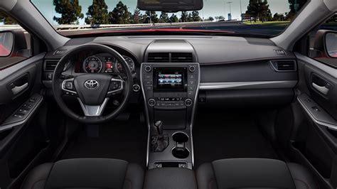 Toyota Camry Interior South Atlanta Take A Look At The 2015 Toyota Camry Interior