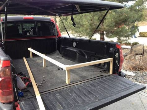 Truck Bed Pop Up Cer by Undercover Tonneau Pop Up Tent Build Page 2 Tacoma World