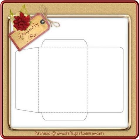 quarter sheet card envelope template 17 best images about invitations cards svg silhouette