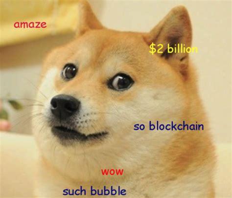 Dogecoin Meme - remember dogecoin the joke currency soared to 2 billion