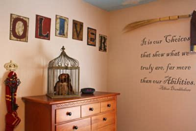 Our Harry Potter Nursery Finally Our Baby Nursery Was Inspired By The Entire Epic Series Of