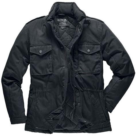 Jaket Parka Canvas Premium Black black premium by emp m65 jacke schwarz de bekleidung clothes klamotten