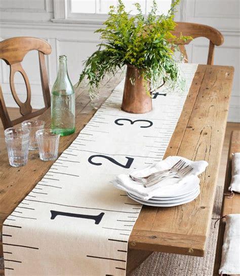 how to measure for a table runner measure runner masa 214 rt 252 s 252 mutfak 244701 zet com