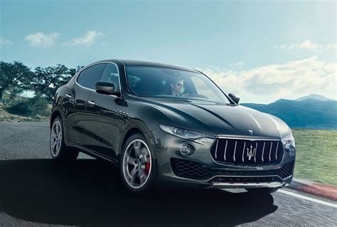 Maserati Hybrid by Maserati Levante In Hybrid Model Will Use Parts From