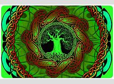 These Images Will Help You Understand The Words Celtic Tree Of Life Wallpaper In Detail All Found Global Network And Can Be Used Only