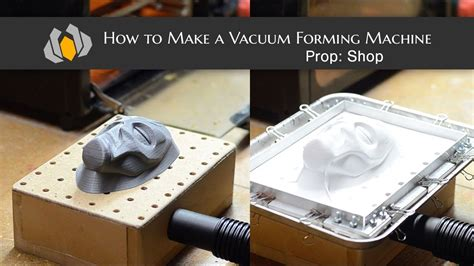 diy vacuum forming machine prop shop how to make a vacuum forming machine our quot how to quot collection