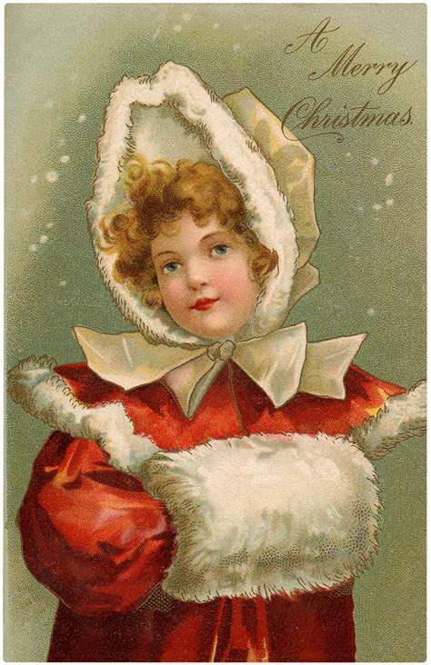 dickens christmas girls images  graphics fairy
