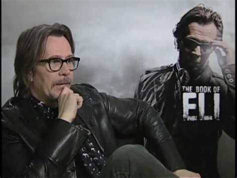 gary oldman youtube interview the book of eli gary oldman interview youtube