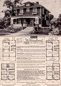 sears homes floor plans sears home model no 154 2 287 to 2 702 house plans