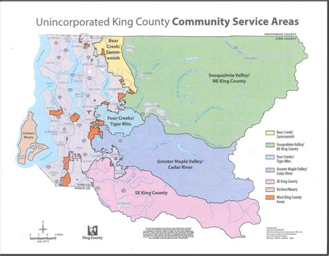 King County Property Tax Search By Address Community Service Area Subarea Plans King County