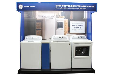 costco kitchen appliances ge appliances laundry and kitchen appliances now sold at