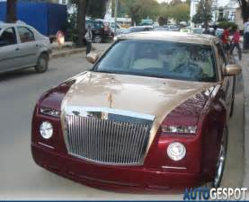 Rolls Royce Front End For Chrysler 300 Chrysler 300c Rolls Royce Replica Car Tuning
