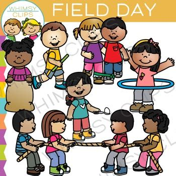 field day clip field day clip jr sports colour images and clipart