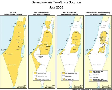 map of israel and palestine map of israel and palestine