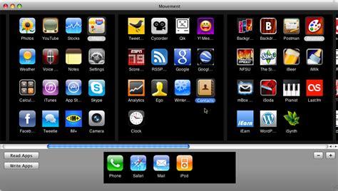 iphone app iphone apps organizer for mac os x redmond pie