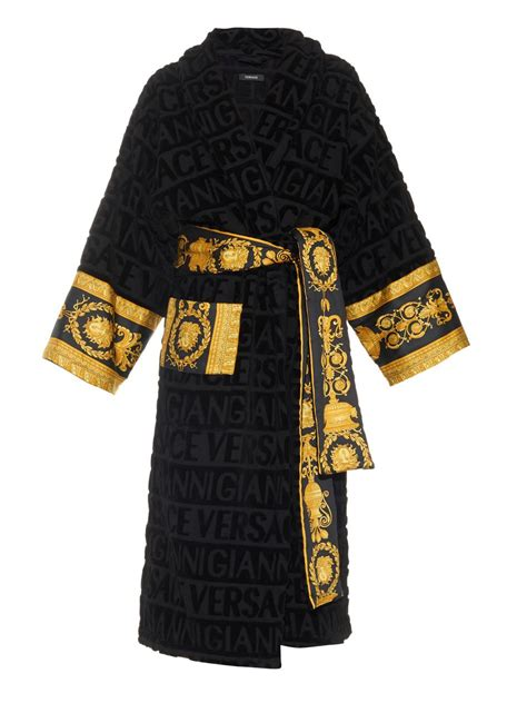 versace robe versace robes for