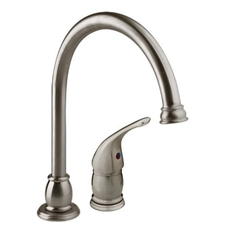 rv kitchen faucet replacement gooseneck faucet df mk301 sn designer pedestal goose