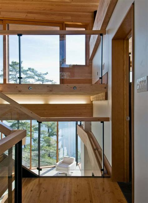 cozy house interior wooden interiors of cozy house with beautiful views in cliff side home building