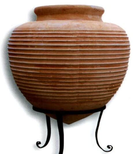 vasi terracotta prezzo vasi terracotta orcio punta rigato dimac 200 terracotta